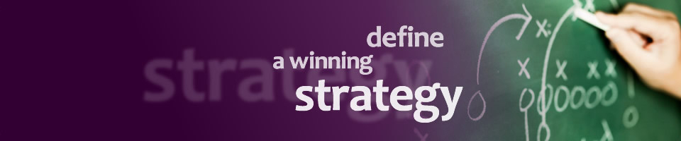 define a wining strategy